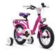 s'cool niXe 12 kinderfiets Kinderen alloy roze